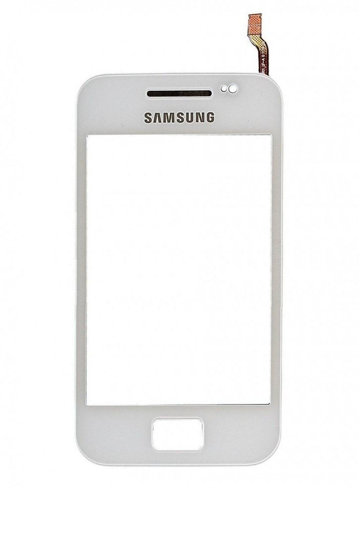 Сенсор (Тачскрін) для Samsung S5830 Galaxy Ace (Білий) Оригінал Китай