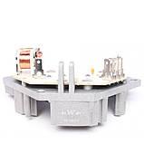 Блок управління резистор вентилятора отопітеля (грубки) Samand (Саманд) THERMOTEC (Польща), фото 3