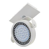Подсветка накладная поворотная для офиса MS-09/1 GU10 SWH