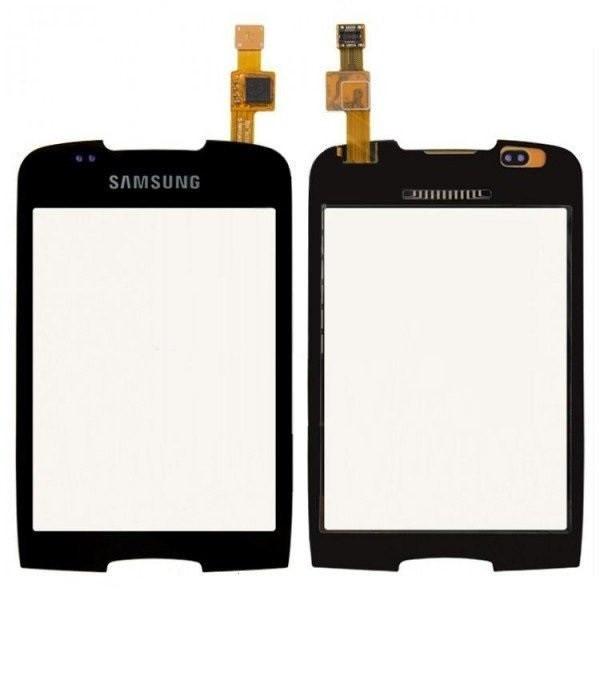Сенсор (Тачскрин) для Samsung S5570 (Черный) Оригинал Китай