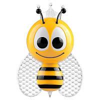 Світильник нічний в сучасному стилі дитячий сутінковий бджілка LED-60