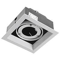 Светильник карданный ML-08-01F white G53