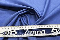 Однотонная джинсовая ткань