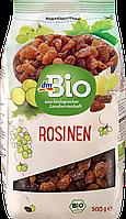 Органический изюм dm Bio Rosinen, 500 г