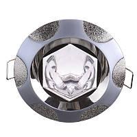 Светильник точечный декоративный HDL-DS 69 PCH/S, фото 1