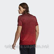 Мужская спортивная футболка Adidas Gradient Tech GM0635 2021, фото 2