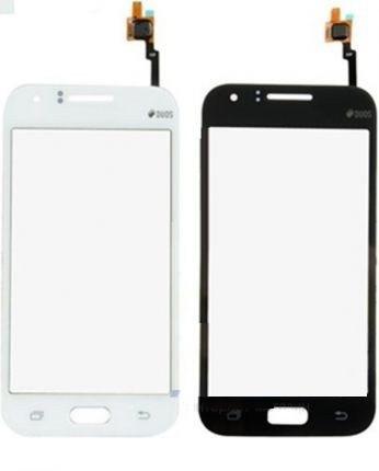 Сенсор (Тачскрин)  для Samsung J100H | DS | J100 | J100F Galaxy J1 Duos  (Белый) Оригинал Китай