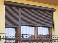Рольставни (роллеты) на окна