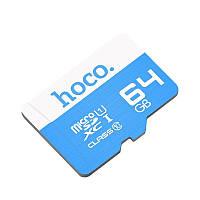 Карта памяти Micro SD XC Card Hoco 64gb, фото 1