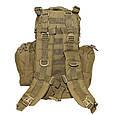 Рюкзак тактический 12 литров Max Fuch Operations Molle CB, 30363R, фото 4