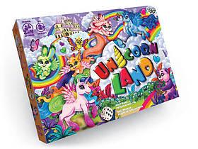 Игра настольная, развлекательная «Unicorn Land» (20шт)