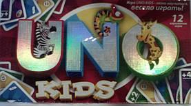 """Игра наст. малая """"Уно Kids"""", в кор. 27*15*3см (12шт)"""