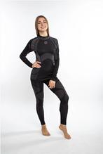 Жіноче спортивне термобілизна 71767177 Sesto Senso S Темно-сірий