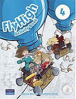 Fly High 4 Activity Book