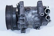 Компрессор кондиционера Рено Меган 1 (1.4/1.6L бензин). Б.У