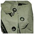 Баул вещевой мешок армейский  с плечевым креплением тёмно-зелёный  MFH 30505B, фото 5