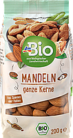 Органический миндаль dm Bio Mandeln, 200 г