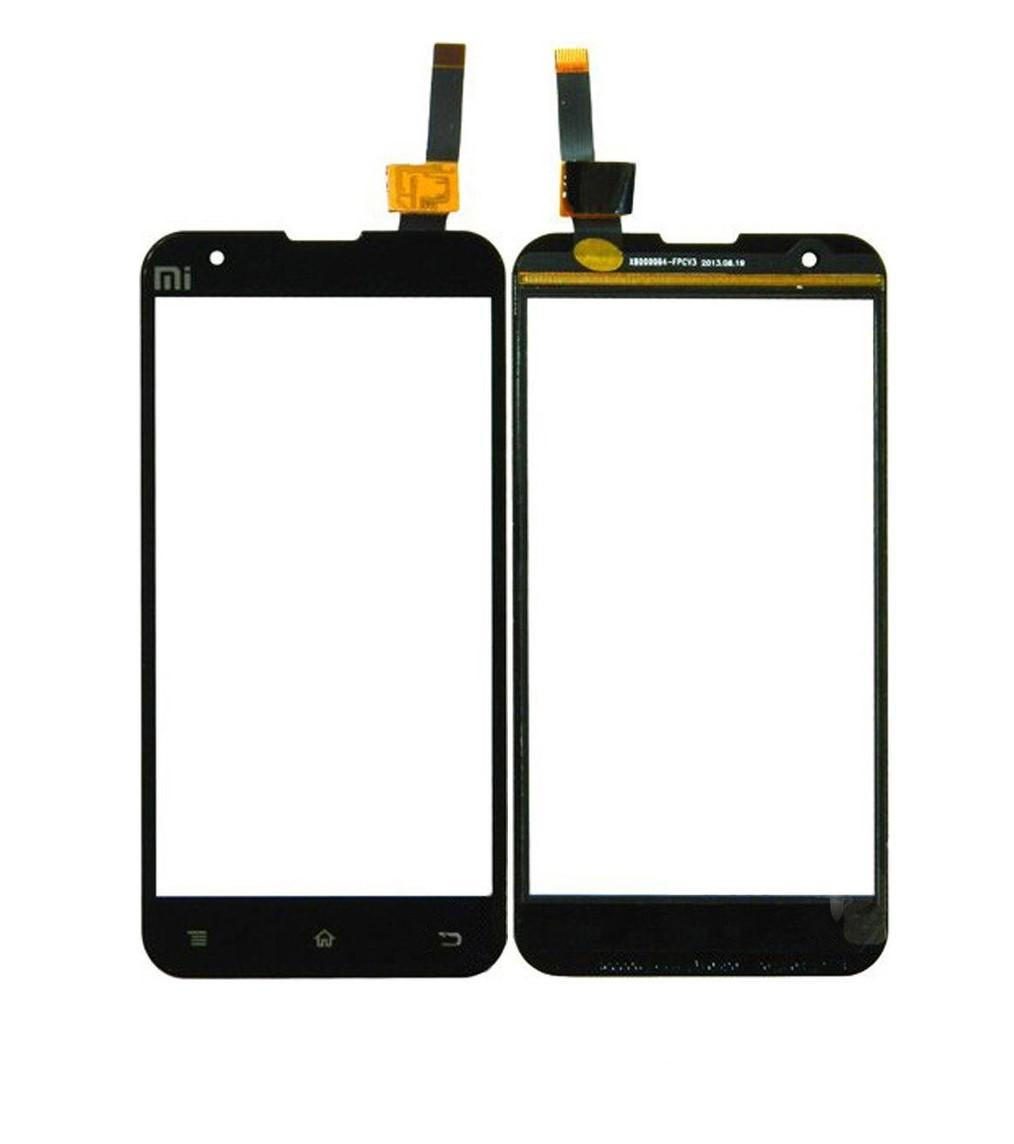Сенсор (Тачскрин) для Xiaomi Mi2A (Черный) Оригинал Китай