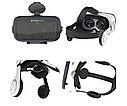 VR Окуляри віртуальної реальності UTM BoboVR Z4 з навушниками + пульт ДУ, фото 5