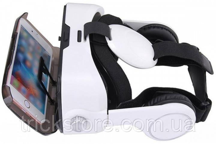 VR Окуляри віртуальної реальності UTM BoboVR Z4 з навушниками + пульт ДУ