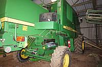 Зернозбиральний комбайн JOHN DEERE 9660i WTS 2007 року