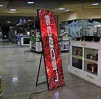 LED медиастойка P3 (576х1920 мм)