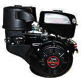Двигатель бензиновый Weima WM190F-S (CL) (центробежное сцепление), фото 2