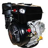 Двигатель бензиновый Weima WM190F-S (CL) (центробежное сцепление), фото 8