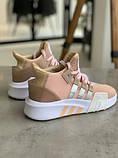 Кросівки жіночі Adidas EQT Bask Adv Адідас Ект Баск кросівки жіночі [36,37,38,40], фото 8