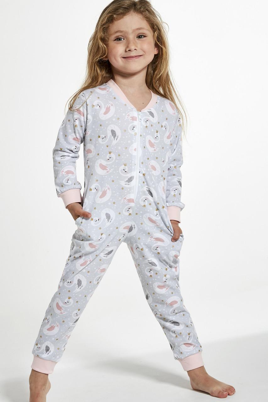 Комбінезон для дівчинки Cornette Swam 2 384/136, 110-116