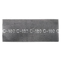Сетка абразивная 105x280мм, К400, 10ед. INTERTOOL KT-6040