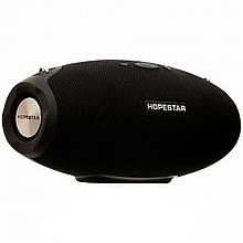 Портативная bluetooth колонка Hopestar H25 , 34Вт, Черная