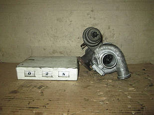 №28  Б/у Турбіна 2,0  CDTI для Opel Astra G 1998-2004