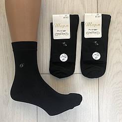 Чоловічі демисезонні шкарпетки Шарм з посиленою стопою