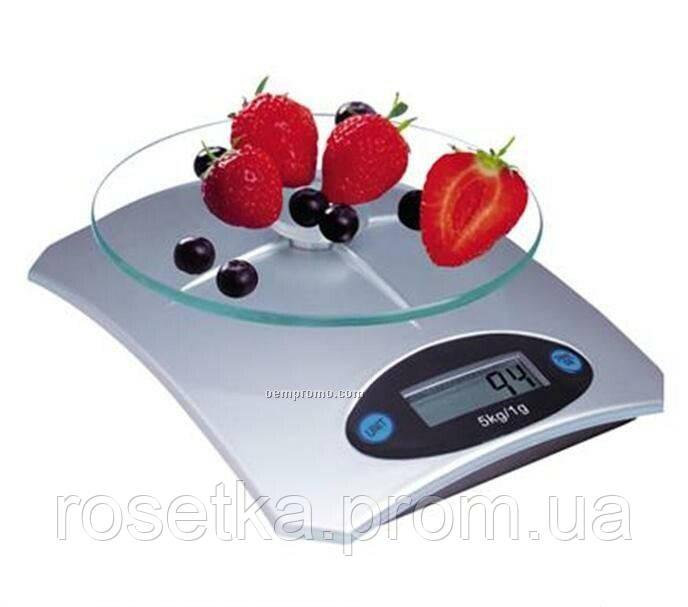 Электронные кухонные весы HD-806 до 5 кг
