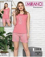 Молодежная пижама с шортами,MIRANO
