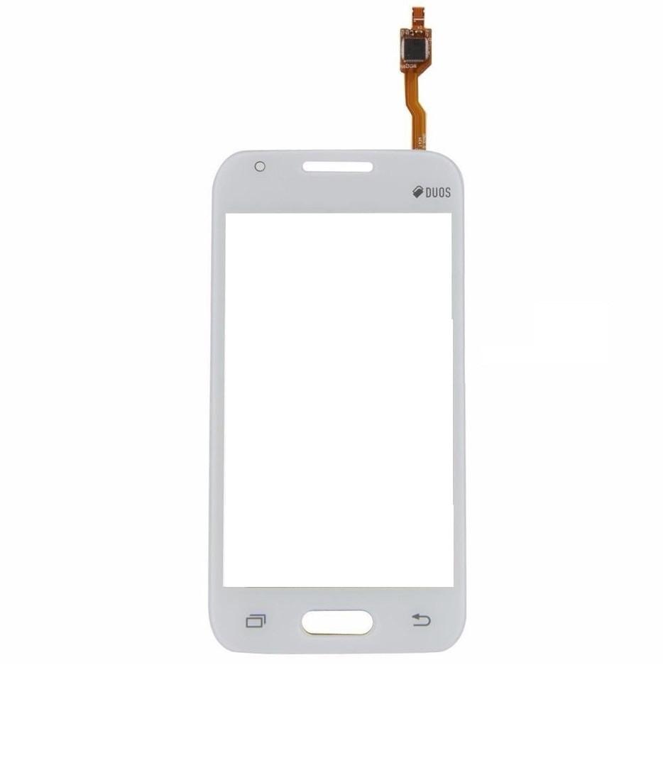Сенсор (Тачскрін) для Samsung G318H Galaxy Ace 4 Neo Duos (Білий) Оригінал Китай