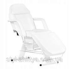 Косметическое кресло А-202. Крісло для салонів білий