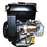 Двигатель бензиновый Weima WM190FE-S (CL) (центробежное сцепление), фото 3