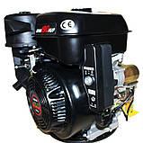Двигатель бензиновый Weima WM190FE-S (CL) (центробежное сцепление), фото 7