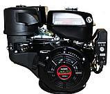 Двигатель бензиновый Weima WM190FE-S (CL) (центробежное сцепление), фото 8