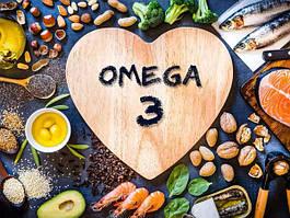 7 симптомів дефіциту Омега-3