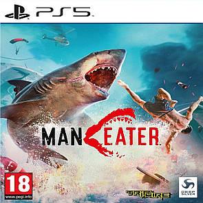 Maneater (російська версія) PS5