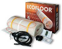 2.1 м². Тёплый пол под плитку. Нагревательный мат FENIX 23LDTS12-340-2,1 м²