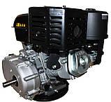 Двигатель бензиновый WEIMA WM192FE-S (CL) (центробежное сцепление, эл.старт), фото 2