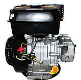 Двигатель бензиновый WEIMA WM192FE-S (CL) (центробежное сцепление, эл.старт), фото 3