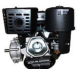 Двигатель бензиновый WEIMA WM192FE-S (CL) (центробежное сцепление, эл.старт), фото 6
