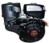 Двигатель бензиновый WEIMA WM192FE-S (CL) (центробежное сцепление, эл.старт), фото 8
