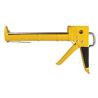 Пистолет для герметиков 225мм (полузакрытый) SIGMA (2723081)