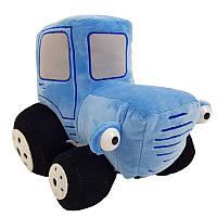 Мягкая игрушка трактор 00663 3 цвета